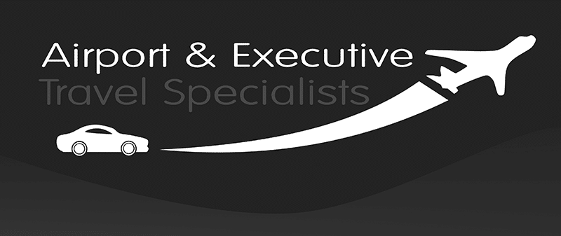 Logo for Airport & Executive travel specialists user of online chauffeur dispatch software