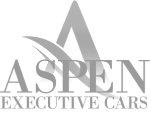 Logo for Aspen Executive Cars who uses online chauffeur dispatch software