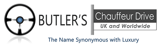 Logo for Butler's Chauffeur Drive who uses online chauffeur dispatch software
